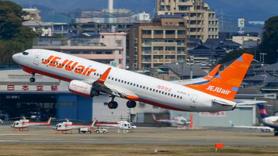 HL8050 - Boeing 737-8AS - Jeju Air