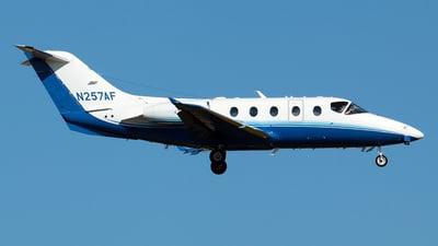 N257AF - Raytheon Hawker 400XP - Private