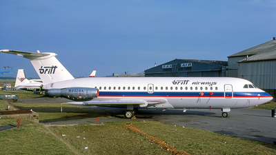 N392BA - British Aircraft Corporation BAC 1-11 Series 416EK - Britt Airways