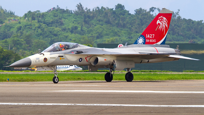 1427 - AIDC F-CK-1C Ching Kuo - Taiwan - Air Force