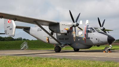 1114 - PZL-Mielec M-28-1R Bryza - Poland - Navy