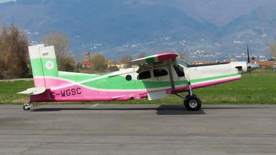 A picture of GWGSC - Pilatus PC6/B2H4 Turbo Porter - [848] - © Marcello Galzignato