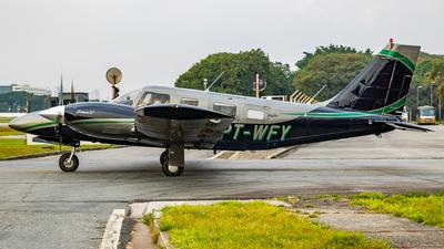 PT-WFY - Piper PA-34-220T Seneca IV - Private