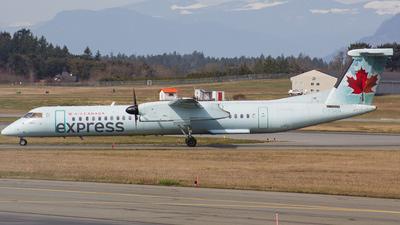 C-FSRN - Bombardier Dash 8-Q402 - Air Canada Express (Jazz Aviation)