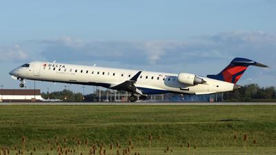 N912XJ - Bombardier CRJ-900ER - Delta Connection (Endeavor Air)