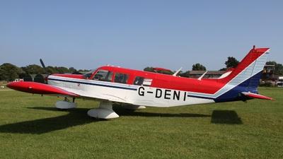 G-DENI - Piper PA-32-300 Cherokee Six - Private
