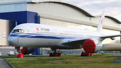 F-WZGZ - Airbus A350-941 - Air China
