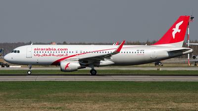 A6-AOV - Airbus A320-214 - Air Arabia