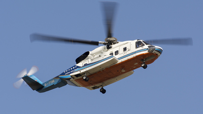 B-7116 - Sikorsky S-92A Helibus - China Southern Airlines