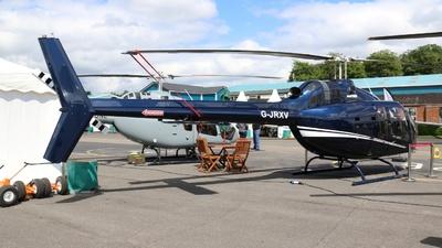 G-JRXV - Bell 505 Jet Ranger X - Private