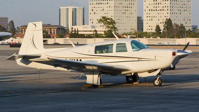 A picture of N231KM - Mooney M20K - [250430] - © Braeden Post