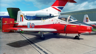 XW364 - Hunting Percival Jet Provost T.5A - United Kingdom - Royal Air Force (RAF)
