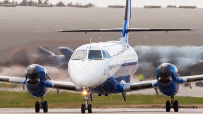 G-MAJJ - British Aerospace Jetstream 41 - Eastern Airways