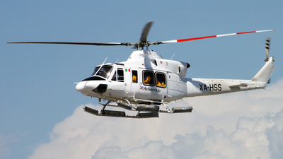 XA-HSS - Bell 412EP - Heliservicio
