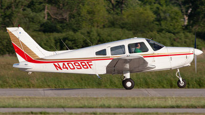 N4098F - Piper PA-28-151 Cherokee Warrior - Private