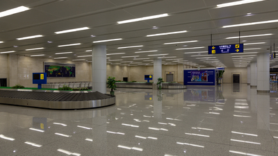 ZKPY - Airport - Terminal