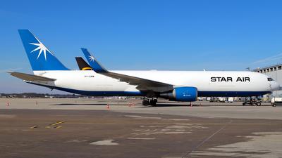 A picture of OYSRW - Boeing 767346F(ER) - Star Air - © Daniel Klein