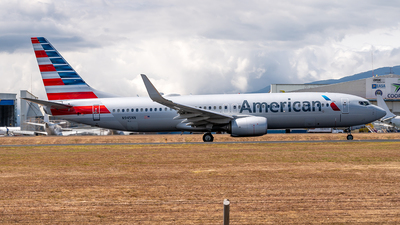 A picture of N945NN - Boeing 737823 - American Airlines - © Cristian Quijano