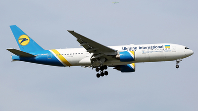 UR-GOC - Boeing 777-28E(ER) - Ukraine International Airlines