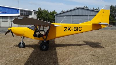 ZK-BIC - ICP Savannah S - Private