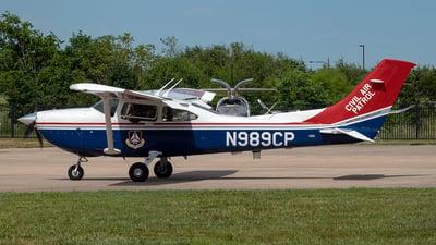 A picture of N989CP - Cessna 182T Skylane - Civil Air Patrol - © Yan777