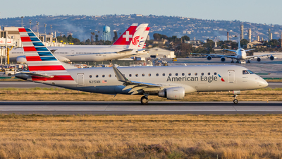 N215NN - Embraer 170-200LR - American Eagle (Compass Airlines)