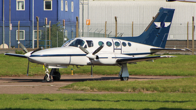 A picture of GISAR - Cessna 421C Golden Eagle -  - © Jamie PD