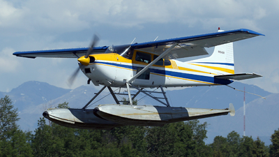 N1848R - Cessna A185F Skywagon - Private