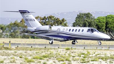 N926EA - Cessna 525B CitationJet CJ3+ - Private
