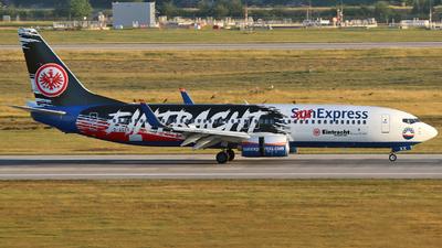 D-ASXX - Boeing 737-8AS - SunExpress Germany