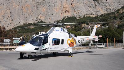 A picture of ECJUS - Agusta A109E power - [11675] - © Stefan Kuhn