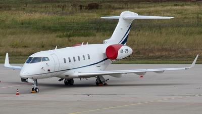 OY-SPB - Bombardier BD-100-1A10 Challenger 300 - ExecuJet Scandinavia