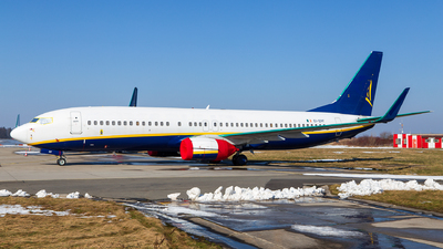 EI-EPF - Boeing 737-8AS - Untitled