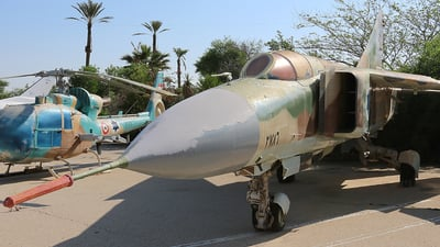 2781 - Mikoyan-Gurevich MiG-23ML Flogger G - Syria - Air Force