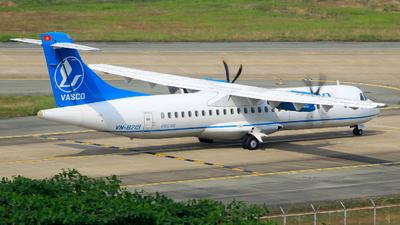 A picture of VNB219 - ATR 72500 - Vasco - © Quang_Minh_024