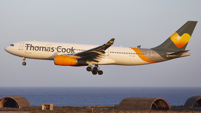 OY-VKF - Airbus A330-243 - Thomas Cook Airlines Scandinavia