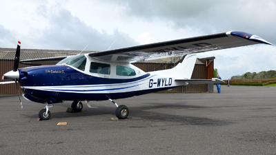 G-WYLD - Cessna T210N Turbo Centurion II - Private