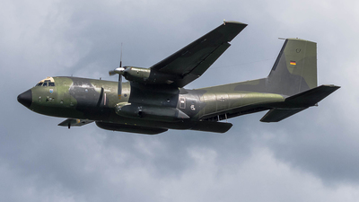 50-77 - Transall C-160D - Germany - Air Force