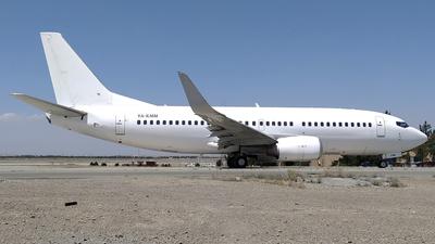 YA-KMM - Boeing 737-3H4 - Kam Air