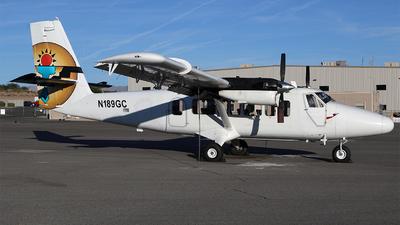 A picture of N189GC - De Havilland Canada DHC6300 Twin Otter - [772] - © Michael Stappen