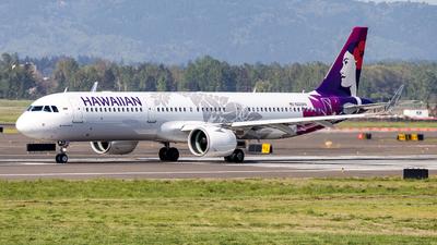 N220HA - Airbus A321-271N - Hawaiian Airlines