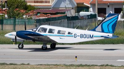 A picture of GBOUM - Piper PA34200T Seneca II - [347670136] - © Rui Cardoso