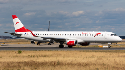 OE-LWK - Embraer 190-200LR - Austrian Airlines