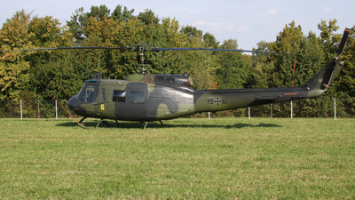 72-61 - Bell UH-1D Iroquois - Germany - Army
