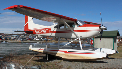 N1089F - Cessna A185F Skywagon - Private