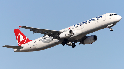 A picture of TCJSB - Airbus A321231 - Turkish Airlines - © Firat Cimenli