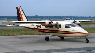 OY-BSE - Partenavia P.68B Victor - Private