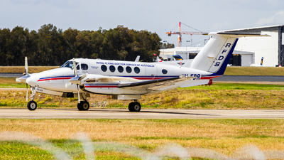 VH-FDR - Beechcraft B200 Super King Air - Royal Flying Doctor Service of Australia (Queensland Section)