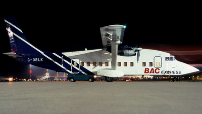 G-OBLK - Short 360-200 - BAC Express Airlines