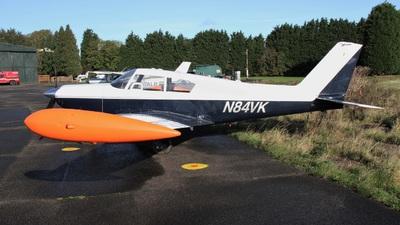 A picture of N84VK - Piper PA24250 Comanche - [241492] - © Ian Johnson